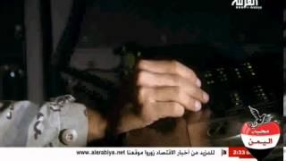 شاهد كاميرا المراقبه على الحدود السعوديه اليمنية وكيف يتم القبض على المهربين