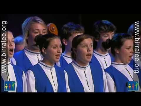 The Silver Stars are in the Sky - Brisbane Birralee Voices