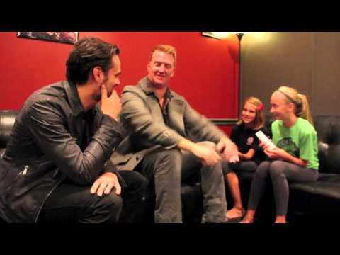 Kids Interview Bands - Queens of the Stone Age