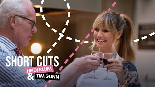 Making the Cut TV Show with Tim and Heidi Baking | Prime Video