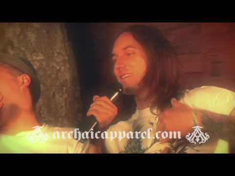 BackStage at Liskfest Interview with Tim from As I Lay Dying