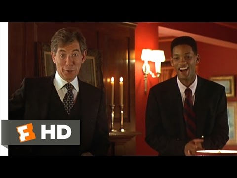 Six Degrees of Separation (2/12) Movie CLIP - Chaos, Control (1993) HD