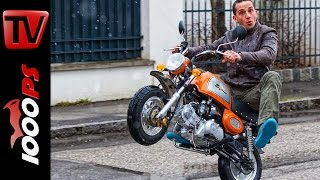 Mini Bikes Actionvideo - Jumps, Drifts, Wheelies - Skyteam