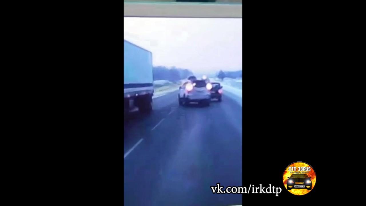 Дтп с автобусом. Иркутская область