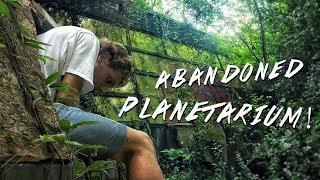 BREAK-IN: Abandoned Planetarium! | HUNTER REYNOLDS