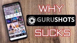Why GuruShots Sucks screenshot 2