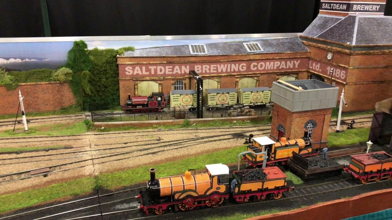 festival of british railway modelling doncaster 2017 youtubefestival of british railway modelling doncaster 2017