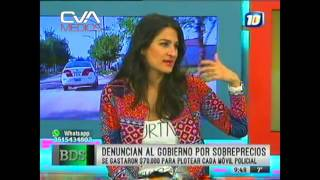 Canal10 - Bien Despirtos - Sobreprecios 020616 0941
