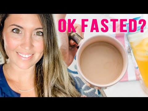 fat-coffee,-half-and-half-&-butter-fasted?-watch-this!
