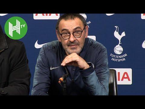 Tottenham 1-0 Chelsea | Maurizio Sarri: VAR is a disaster!