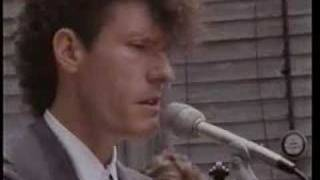 "Lyle Lovett ""Farther Down the Line"" Country Clip"