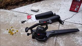 Toro 225 mph Electric Super Leaf Blower / Vacuum Unboxing (Model 51618 )