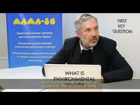 Lecture 1. EU Water Framework Directive