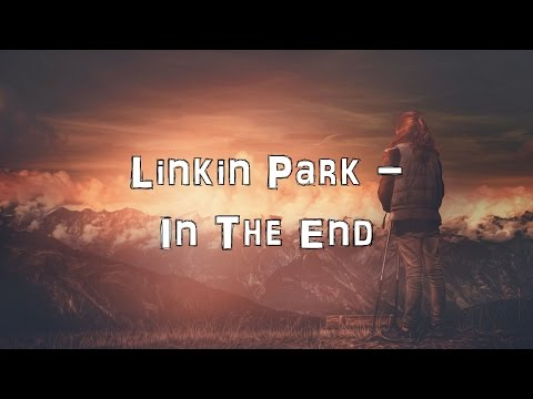 Linkin Park - In The End [Acoustic Cover.Lyrics.Karaoke]