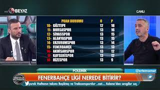 Fenerbahçe ilk yarıyı kaçıncı sırada bitirir? İşte Beyaz Futbol yorumcularının tahmini