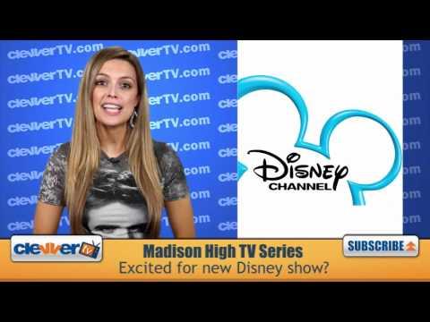 "Disney's ""Madison High"" Musical TV Series Update"