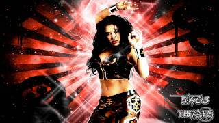 "Melina 1st WWE Theme Song ""Paparazzi"" [High Quality + Download Link]"
