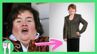 The SECRET To Susan Boyle's Weight Loss - 3 Ways She Lost 50 pounds
