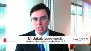 Property Talks: dr Jakub Borowski — główny ekonomista w Kredyt Banku SA (cz.II)