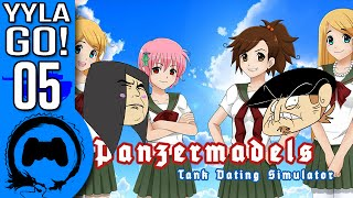 PANZERMADELS Part 5 - Yes Yes Love Adventure Go! - TFS Gaming