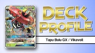 Tapu Bulu GX / Vikavolt - Pokemon Deck Profile