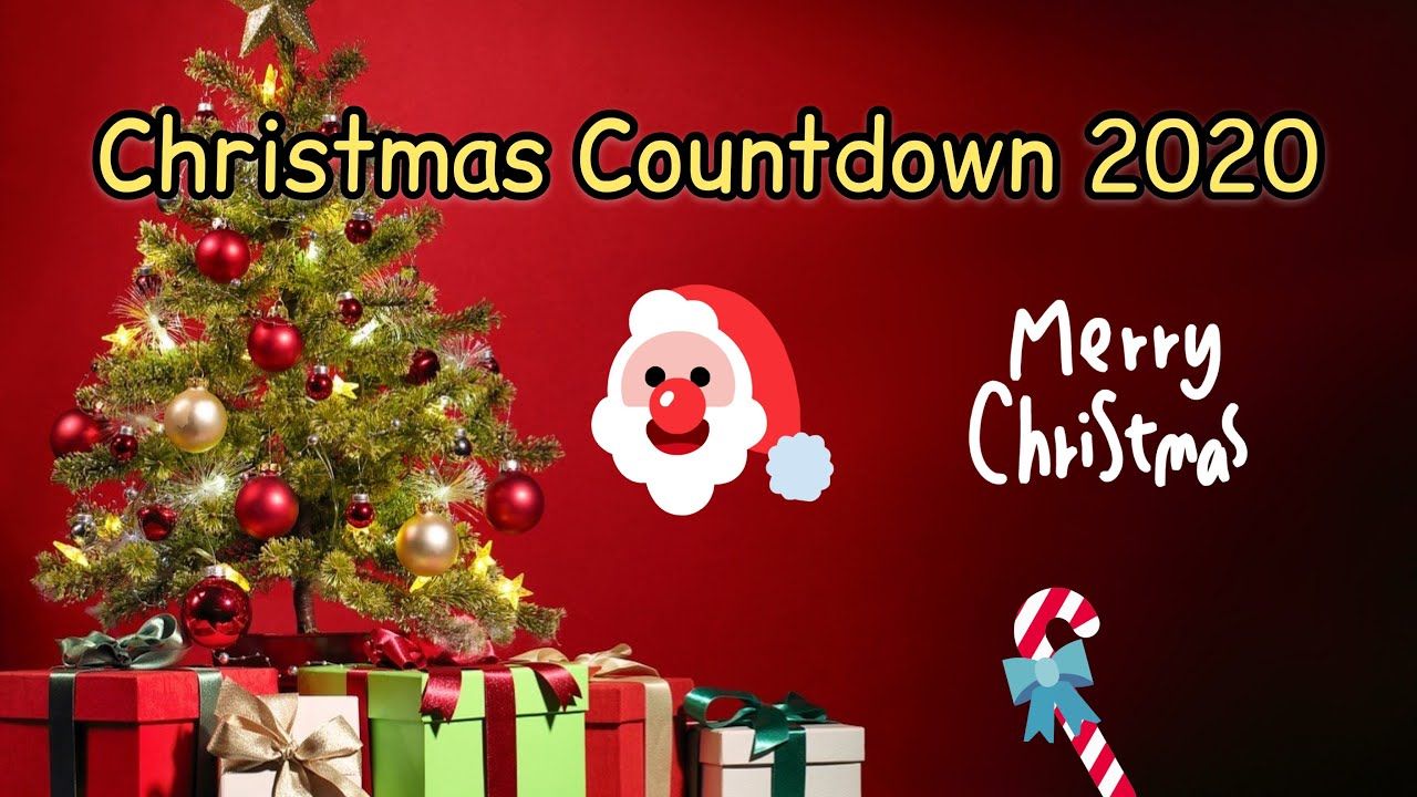 Christmas Countdown 2020 (220)   YouTube