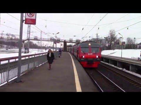 ЭД4МК-0020, станция Красный Строитель
