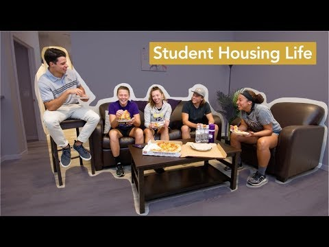 What's it Like to Live On Campus at Bellevue University?