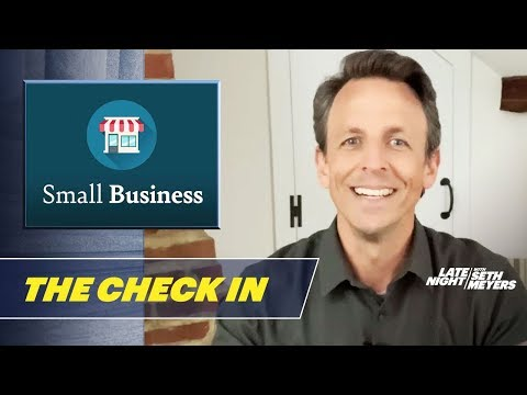 The Check In: Small Businesses