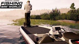 MELHOR JOGO DE PESCA JÁ FEITO ? - FISHING SIM WORLD GAMEPLAY PT-BR