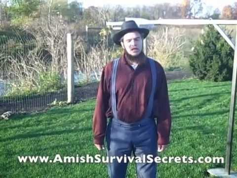 Amish A Secret Life Nederlands.Amish Survival Secrets And How To Set Up A Sustainable Water Supply