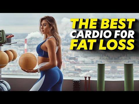 This is actually the Best Type of Cardio For Weight Loss