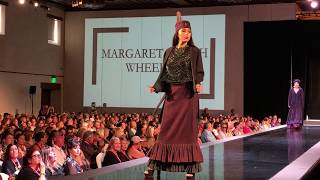 Haute Couture Fashion  Show - Margaret Roach Wheeler - 98th Santa Fe Indian Market 2019