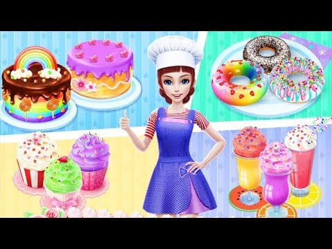 Bakery Empire Cooking Game - Make Yummy Recipes With Professional Cake Maker - Fun Colors Game
