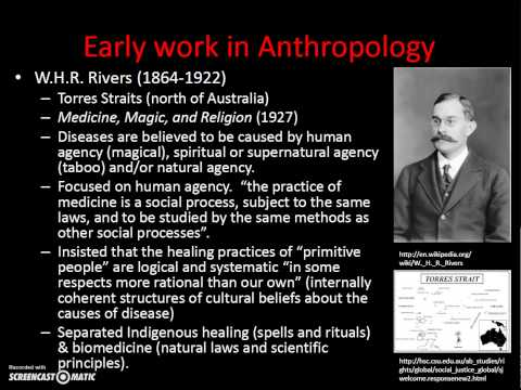 Introduction to Medical Anthropology (Part 1)