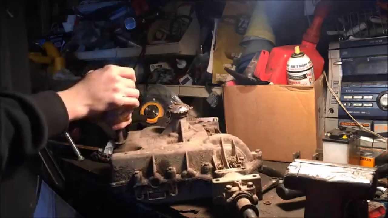 How To: Unassemble & Reassemble Transaxles (Peerless)