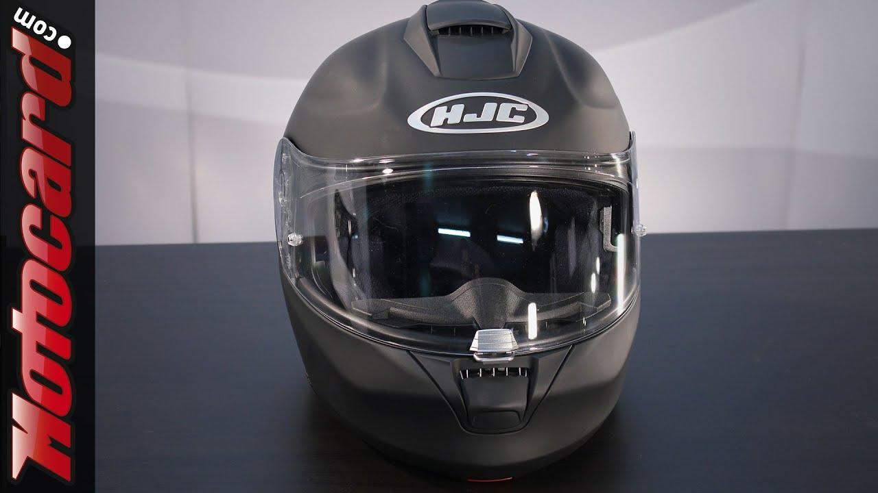 Hjc Rpha 11 >> HJC RPHA Max Evo: Análisis del casco en Motocard.com - YouTube