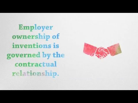 When The Rights To An Invention Will Be Owned By An Employer