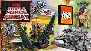LEGO Store on TRIPLE FORCE FRIDAY 2019