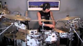Three Days Grace - I Hate Everything About You Drum Cover