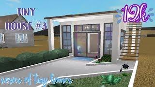[BLOXBURG] Tiny House #3 (Series of Tiny Homes)