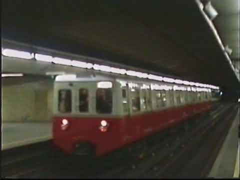ML7 na Avenida - Linha Azul - 15 Jan 2005