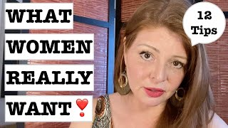 What Do Women REALLY Want in a Man? (12 PROVEN Traits!) 2021