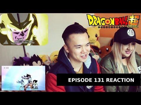Dragon Super 131 REACTION - FAREWELL GOKU, UNTIL WE MEET AGAIN