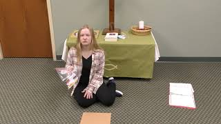 Children & Worship - Susie Steltzer 1-17-21