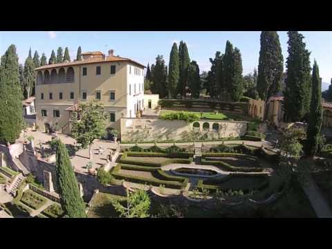 Residenza Villa Agape a Firenze. Riprese con il drone woola.it