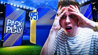 **WOW** NIESAMOWITY TOTS 95 w PACK&PLAY!!!