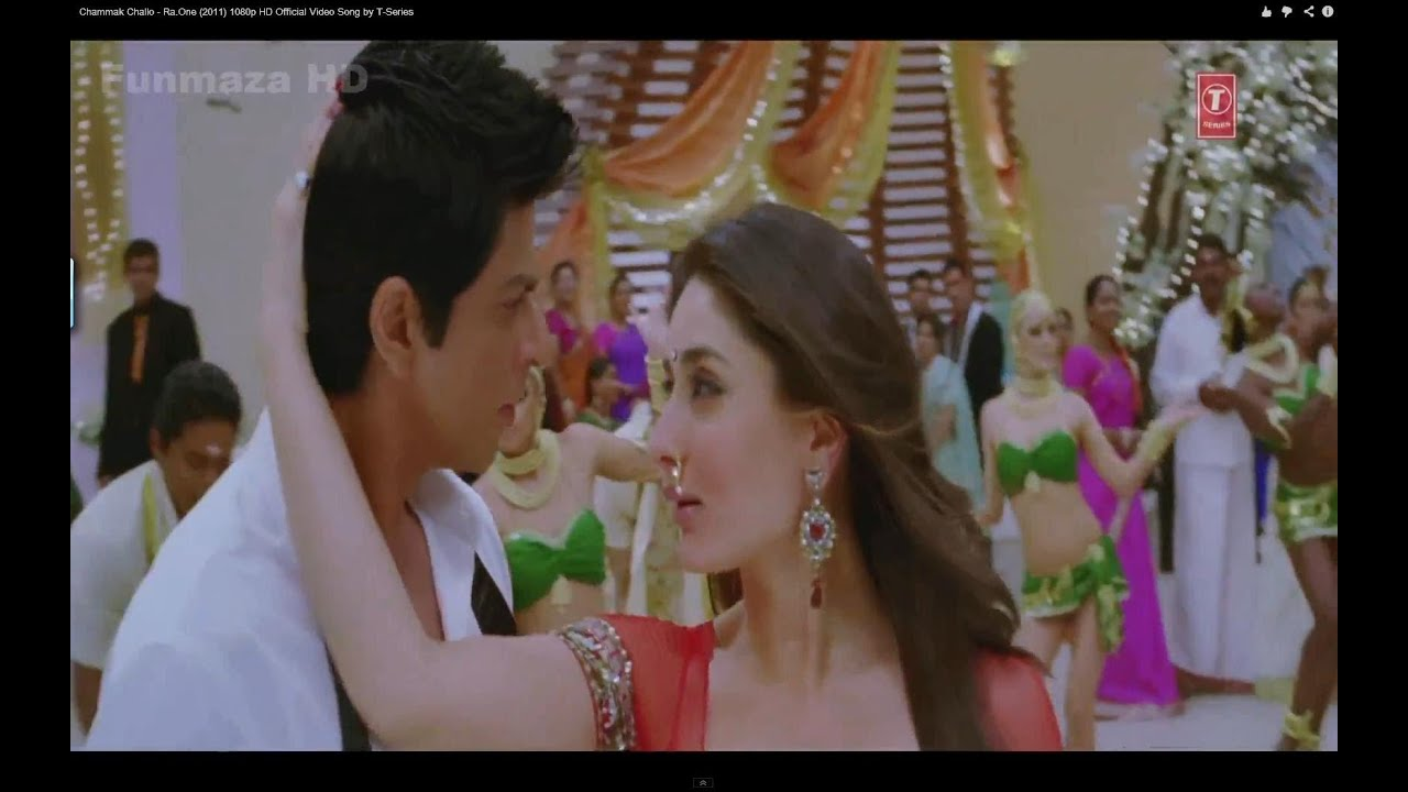 Ra.One (2011) 1080p HD Official Video
