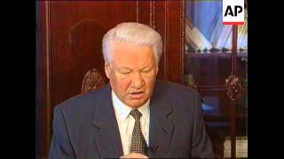 Download Mp3 Russia: Boris Yeltsin Makes Statement Over Alexander Lebed Sacking