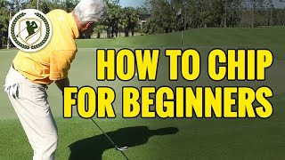 Golf Short Game Tips - How To Chip For Beginners